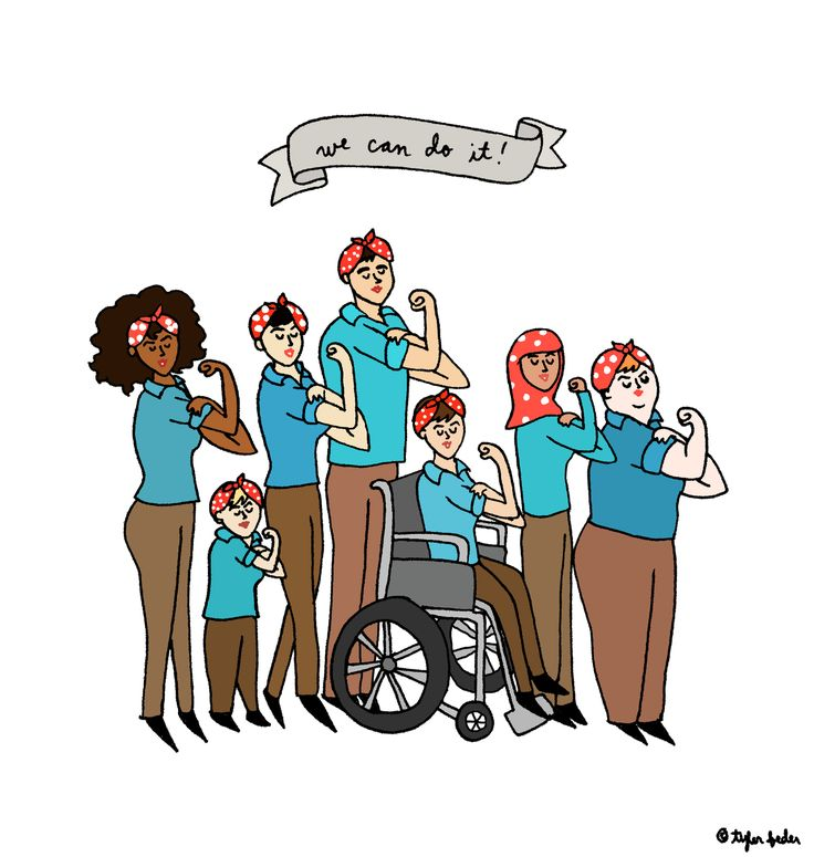 Happy International Women's Day, everyone! (or belated Women's Day, depending on the time zone)  Love, Tyler