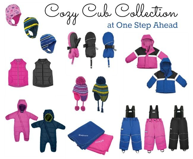 Cozy Cub Collection at One Step Ahead:: great winter basics for babies and kids.: Kids Stuff, Winter Basic, Baby Stuff
