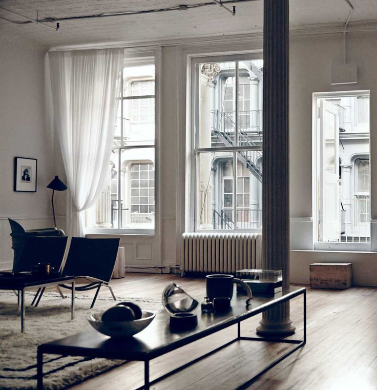13 Stunning Apartments In New York: Beautiful, New York And Design