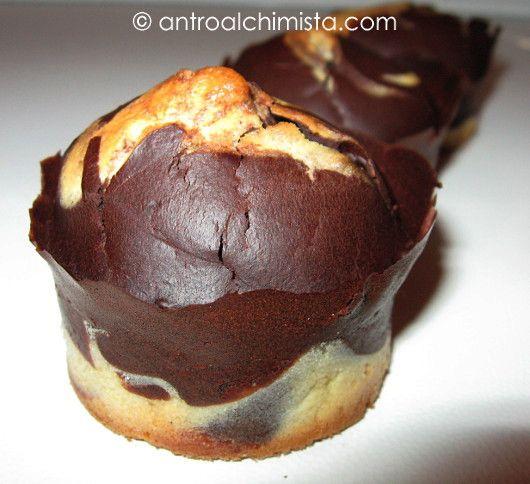 Muffins Marmorizzati