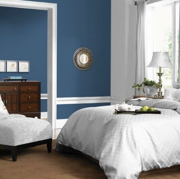 Color Of The Year 2020 Chinese Porcelain Blue By Ppg Paints