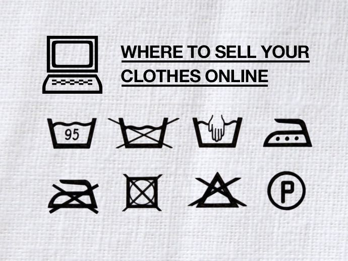 Resale Guide: Where To Sell Your Clothes Online