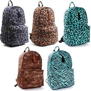 25  Best Ideas about Animal Print Backpacks on Pinterest | Cheetah ...