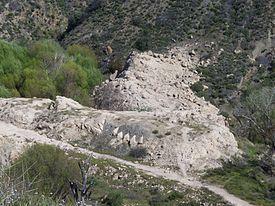 San Fernando Dam Failure