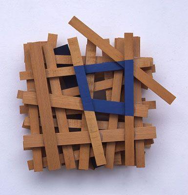 Sculpture 1 - Kishio Suga circle-union, 2001-2002