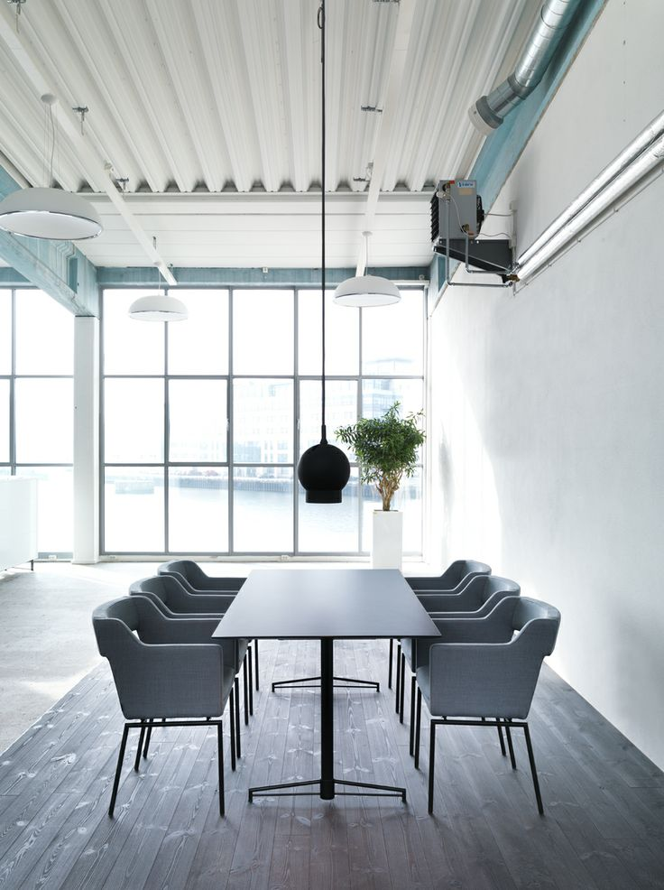 Kennedy angular and boxy grey meeting chair with matching grey top table   Table and chair base in matching black   ORDER NOW FROM SPACEIST92 best MEETiNG CHAiRS images on Pinterest   Meeting rooms  Office  . Meeting Room Table And Chairs Uk. Home Design Ideas