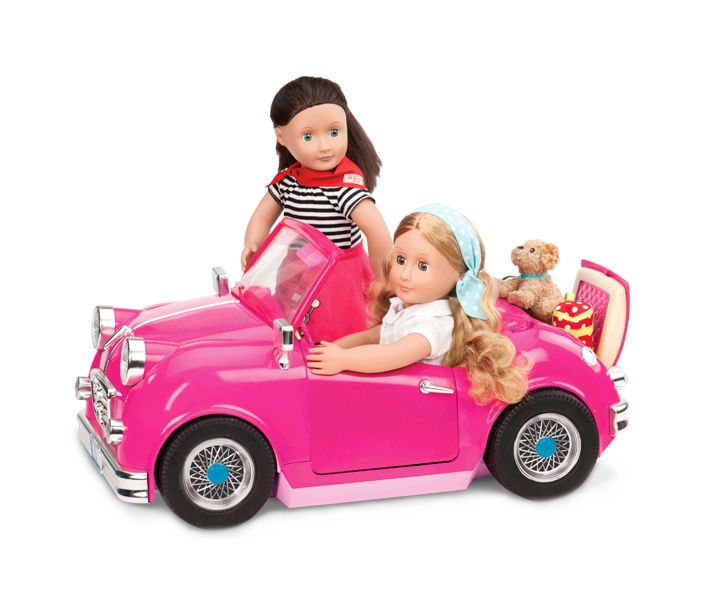 Journey Girl Doll Suitcase