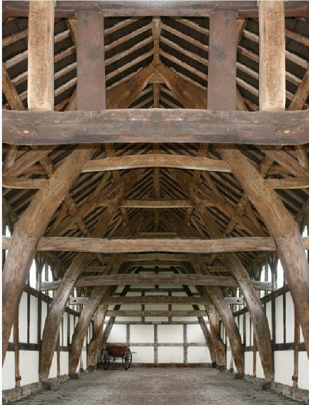 574 best Timber framework images on Pinterest   Timber frames ...