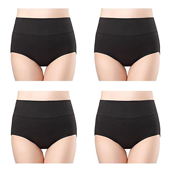 Women/'s High Waist Body Shaper Panties Underwear Knickers Lingeries Briefs L-2XL
