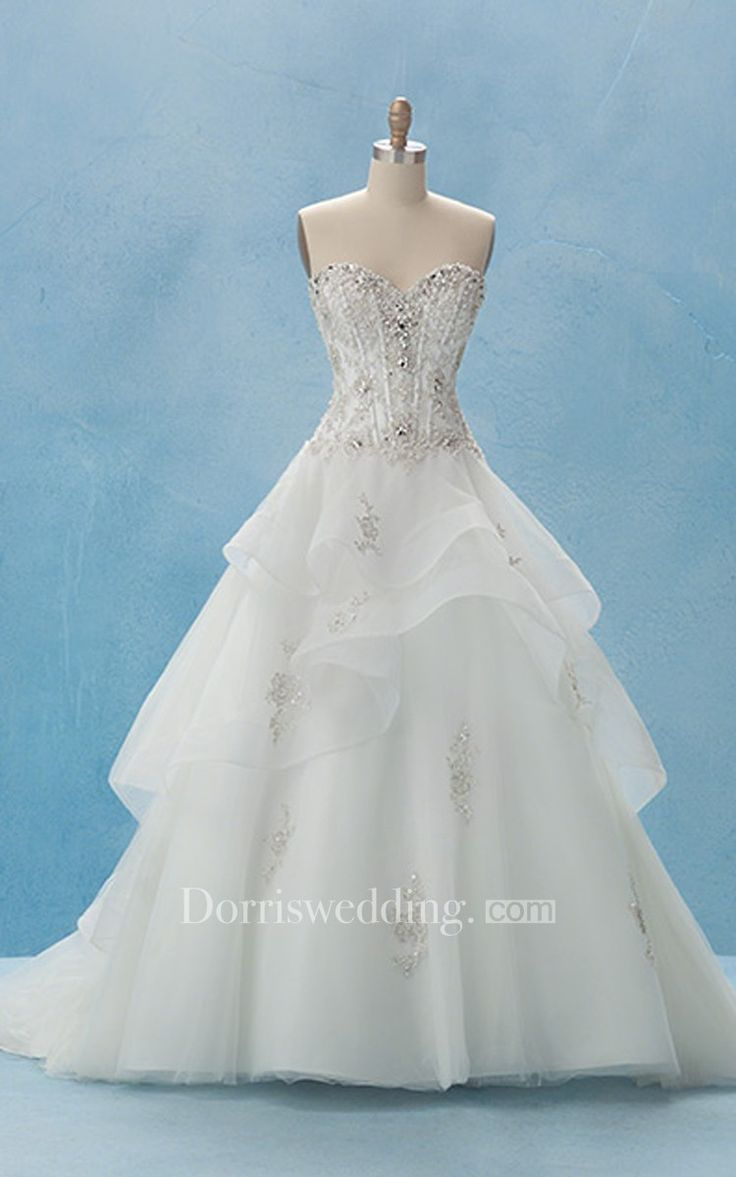 116 best Ball Gown Wedding Dresses images on Pinterest | Ball ...