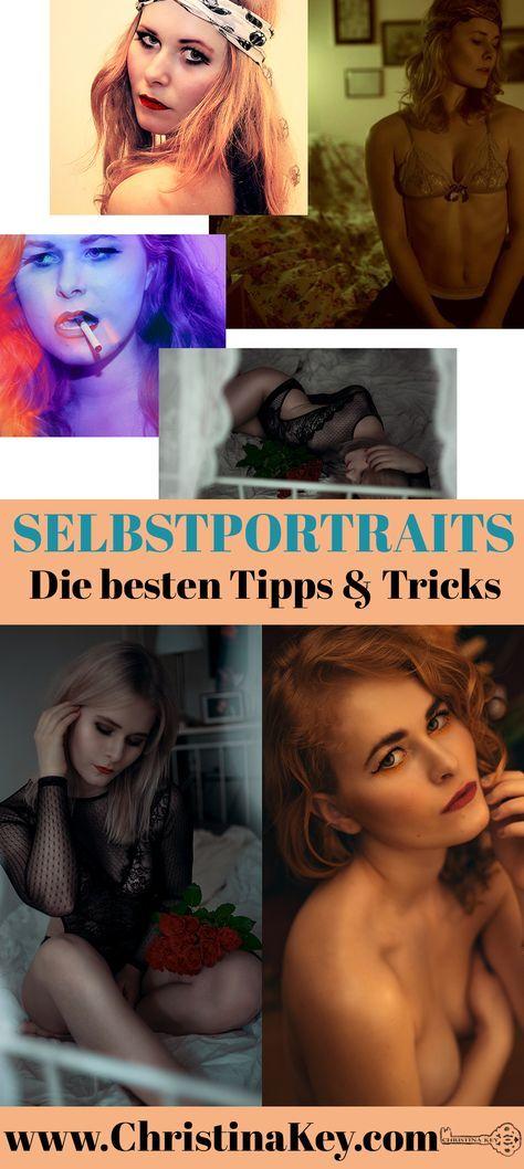 Selbstportraits – Tipps und Tricks für gelungene Aufnahmen – Rainer Sieghardt