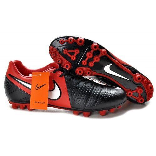 2016 Nike CTR360 Maestri III AG Botas De Futbol Negro Rojo