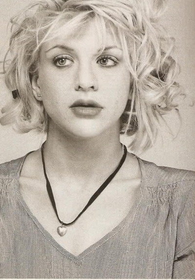 courtney love mono