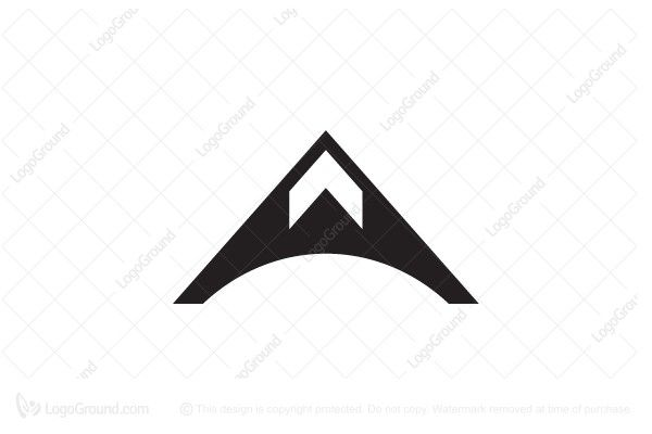 Logo for sale: Letter A Mountain Logo. A simple mountain with subtle letter A shape. The symbol itself will looks nice as social media avatar and website or mobile icon. A mountain everest snowy arctic antarctic sport sports sporty outdoor wilderness product business brand design graphic unique recognized professional logo logos aaa aa Financial investment capital highland mount mountaintop alpine highlands climbing hiking snow buy purchase aaa