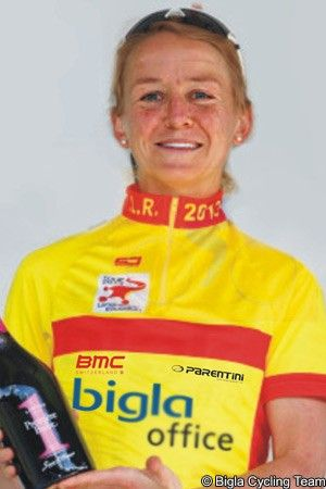 Emma Pooley Interview: Former world TT champion and Flèche Wallonne winner to target important events in 2014