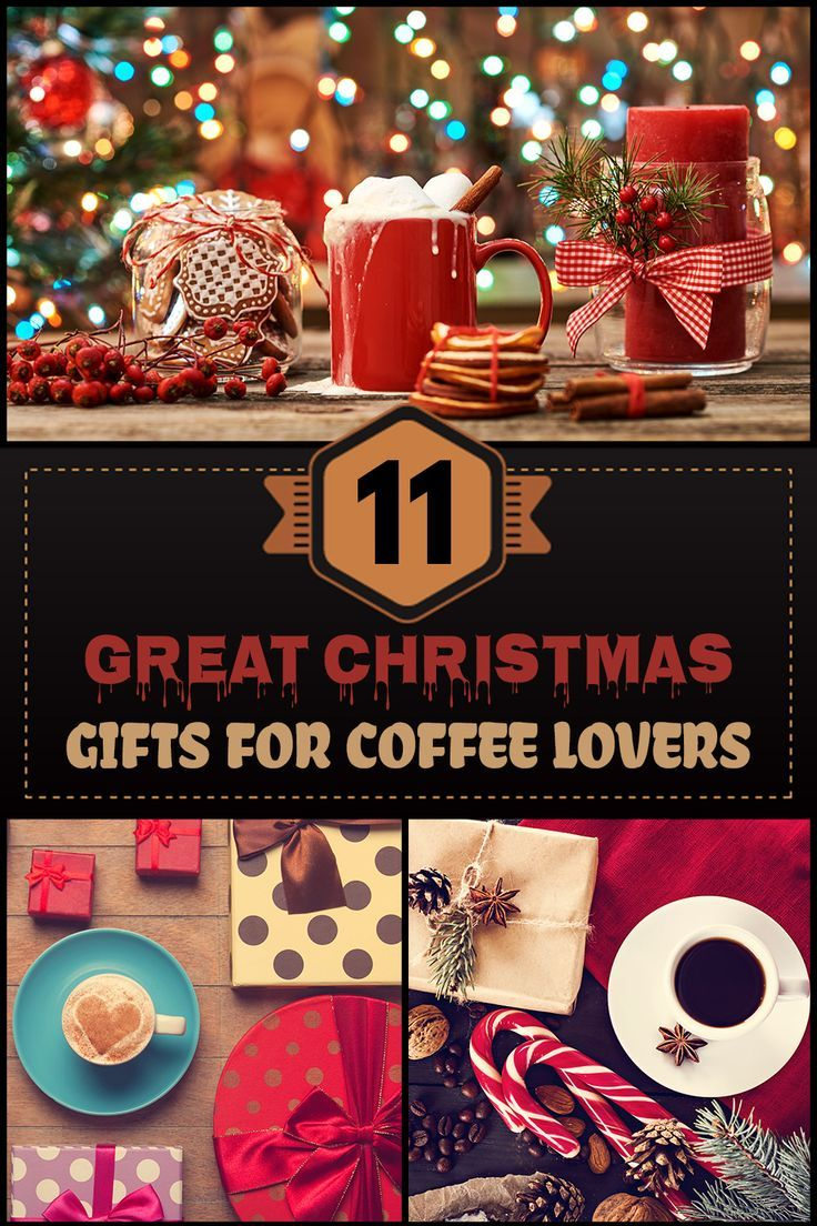 More Than A Cup of Joe: 11 Great Christmas Gifts for Coffee Lovers ...