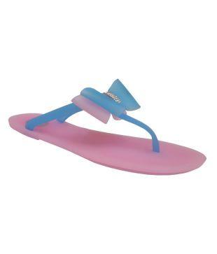 Season Footwear Women Flip Flops