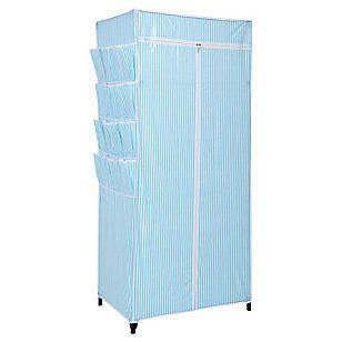 Ordenna Closet Portátil  75x50x160 cm Lin Az