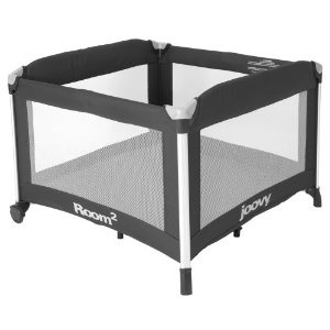 Joovy Room² Portable Playard - a playpen large enough for twins
