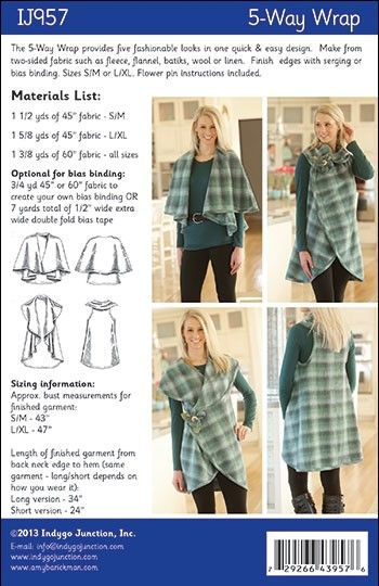 119 best Sew Your Own Coats & Jackets - Sewing Patterns images on ...