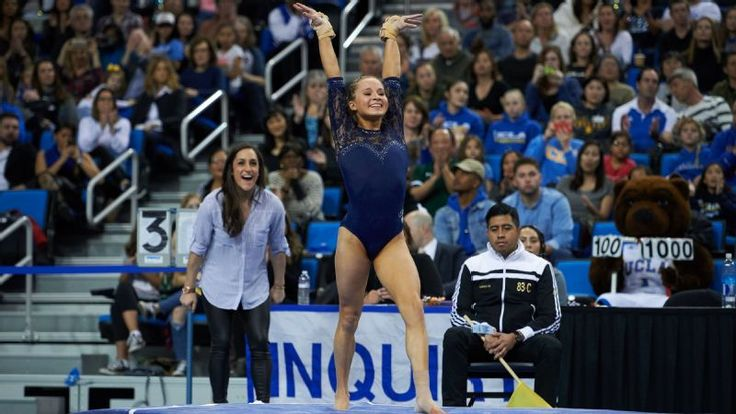 UCLA's Olympic gymnasts wagered fortune and fame against college eligibility