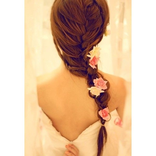 Fancy Hairstyles I Like ❤ liked on Polyvore