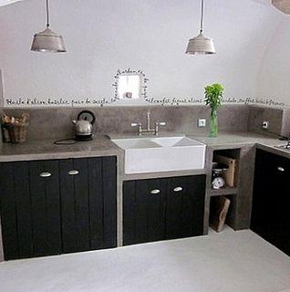 les 25 meilleures id es de la cat gorie terrasse b ton cir sur pinterest nettoyage de sols en. Black Bedroom Furniture Sets. Home Design Ideas