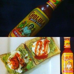Cholula Hot Sauce - for those who like it spicy! Check out our review here:  http://www.outback-revue.com/cholula-hot-sauce-for-those-who-like-it-spicy/