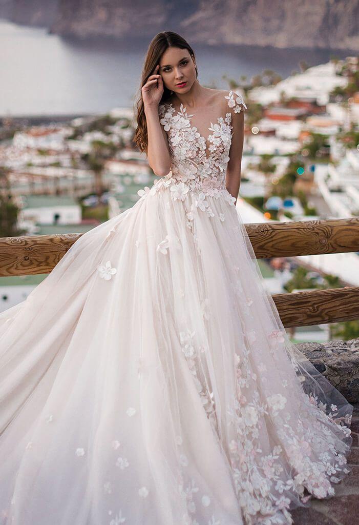 Oksana Mukha 2018 Wedding Dresses Http Www Deerpearlflowers
