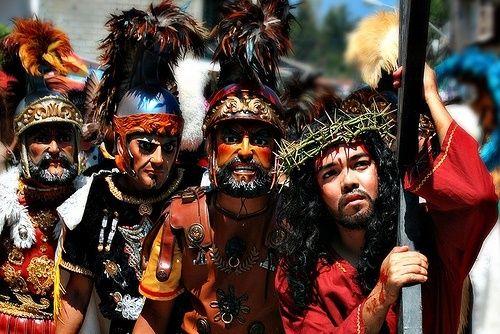 Moriones Festival of Marinduque, Philippines: