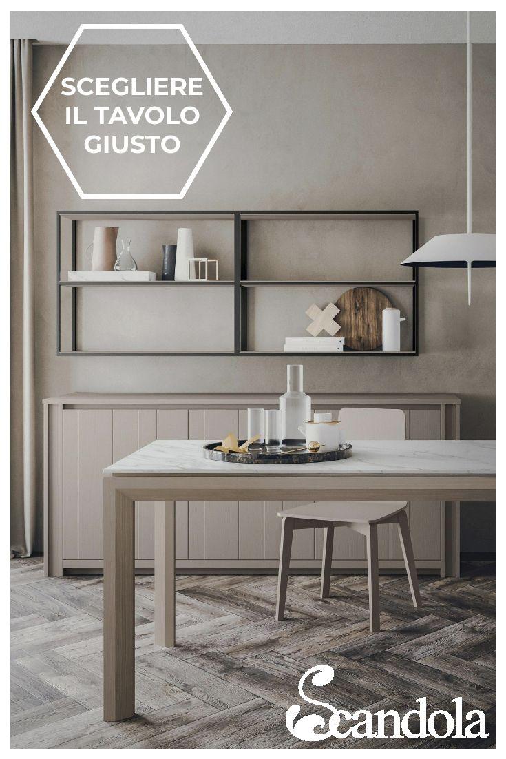 Misure Tavolo Da Pranzo - The Homey Design