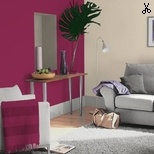 Dulux Sumptuous Plum- want this for feature wall in my bedroom