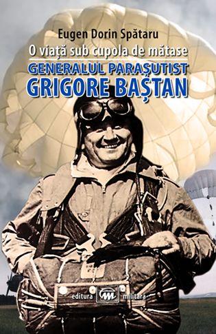 Generalul Grigore Baştan (1922-1983) şi-a legat destinul de cel al paraşutiştilor militari români: a făcut parte din primele trupe de acest gen în anii celui de-al Doilea Război Mondial, pentru ca apoi, în deceniile 1950-1970, să se găsească la conducerea armei [...] Baştan este astăzi o legendă pentru paraşutişti, în special, pentru armata română, în general, o legendă ale cărei posibile chei de descifrare le veţi găsi în această carte. (Format 13x20, 168 p., 10 lei)