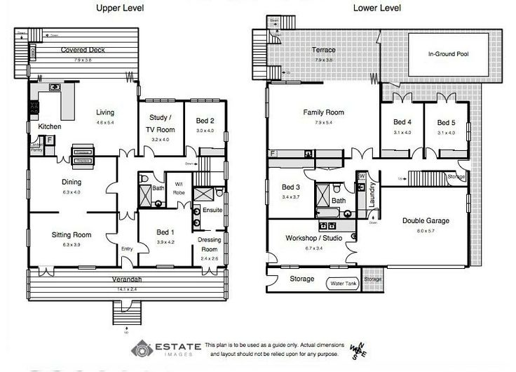Paddington - typical floor plan