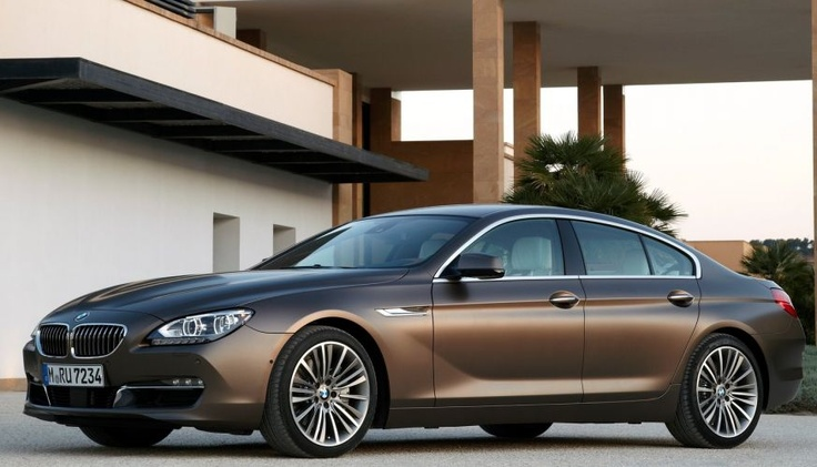 BMW Série 6 Gran Coupé 2013