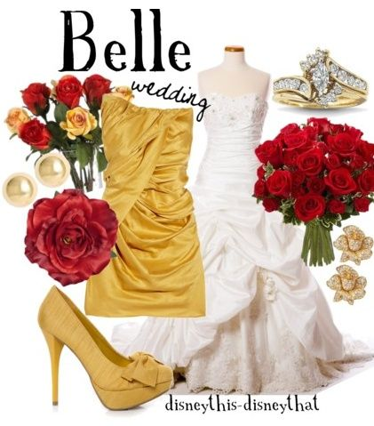 Beauty and the Beast my-wedding