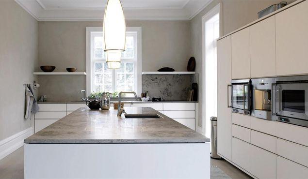 Invester i et hvidt køkken - det er klogest på sigt