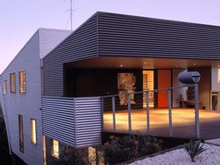 Walling made from COLORBOND® steel by BlueScope Steel - Selector Australia