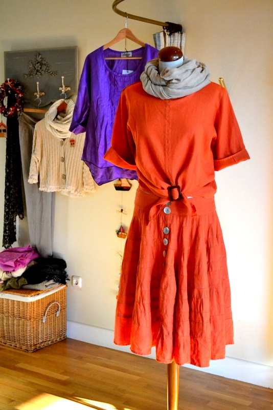 "T shirt ""Ntia"", skirt ""Nantina"": Shirts Ntia, Anastasia Siba, T Shirts, Siba 2012"