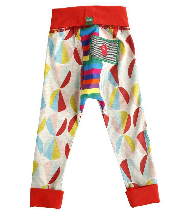 Limbo Legging, Oishi-m Clothing for kids, Summer 2015, www.oishi-m.com