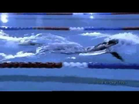 "Ian Thorpe Freestyle Technique. What this crystallized for me was the ""stretched REEACH."" I remember when I hit a 2-sec. decrease out of nowhere within each of my :25 second all-out repeats at a training camp by just REACHING like crazy. (And kicking as hard as I could, not worried about how hard I was pushing.) Integrating this into a swim workout 1x week = scary improvement.  Second key observation is how he hits the water forward with his entire rotated side / trap, not just arm or…"