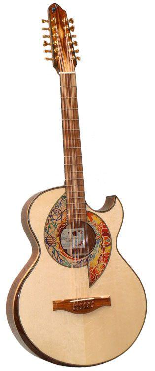 12 string acoustic guitar custom made - Sök på Google