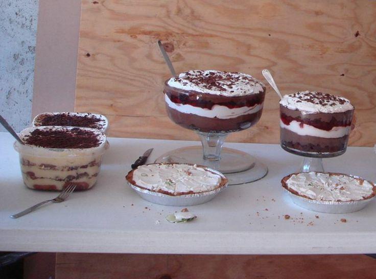 Tiramisu Trifle | Recipes | Pinterest