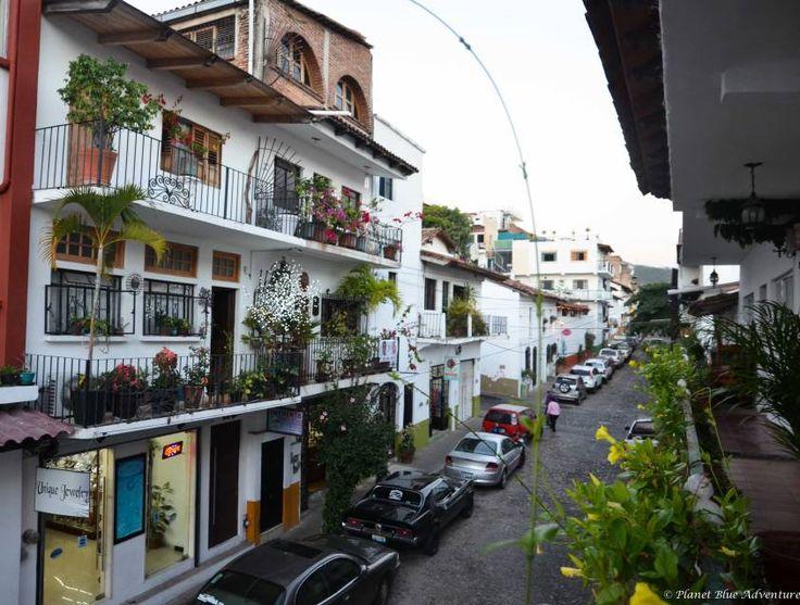 Street views of Puerto Vallarta