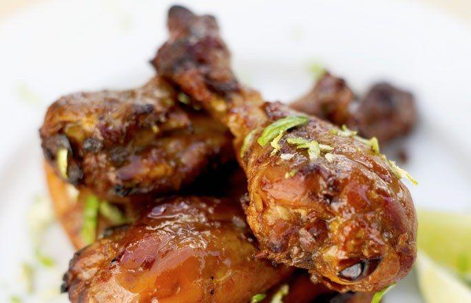 Ricette golose da leccarsi (letteralmente) le dita: Cosce di pollo al miele e timo #cucina