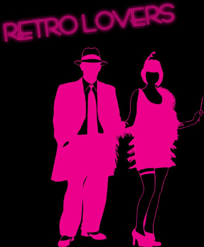 Retro Lovers (Pure Magenta) 2014 Collection  -  © stampfactor.com