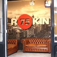 Werkplekken Rokin75