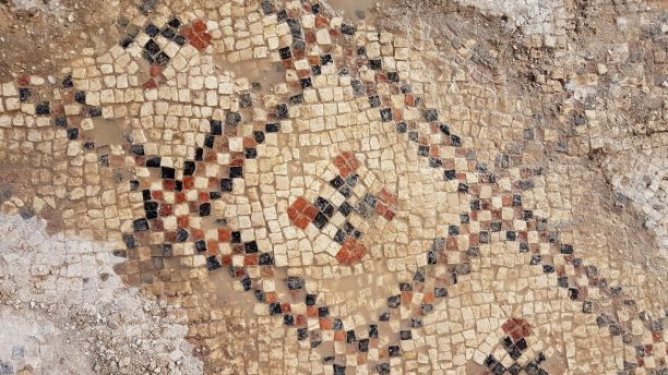 Incredible 1,500-year-old Christian mosaic uncovered in Israel | Fox News