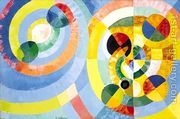 Circular Forms  by Robert Delaunay