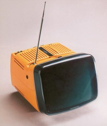 Algol televisore, Marco Zanuso e Richard Sapper per Brionvega (1964)